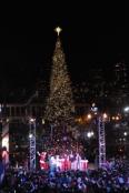 Kerstboom Pier 39