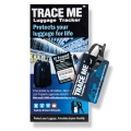 Trace Me Bagagelabel