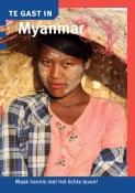 Cover Te gast in Myanmar