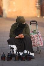 Handelaar Marrakech