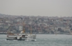 bosporus bij istanbul