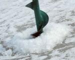 Boor voor ijsvissen