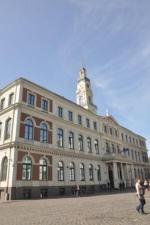 Puur op reis: Riga Stadhuis