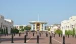 Sultan Paleis Oman