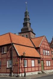 Ystad, toren @www.puuropreis.nl