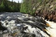 Park Oulanka Fins-Lapland