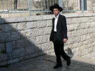 jongetje in Jeruzalem