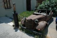 Autowrak Kreta