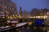 Utrecht in de winter