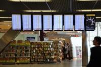 Puur op reis: vertrekborden Schiphol