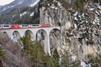 Graubunden trein