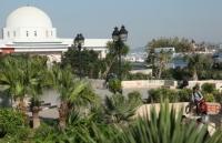 Plein in Tunis