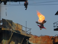 Stunt in Universal