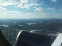 Puur op reis: Vliegtuigmotor