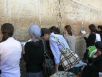 Israël uit de gratie