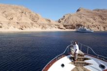 Duikspot bij Egypte