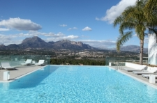 Buitenzwembad SHA Wellness Clinic, Spanje