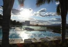 Zonsondergang, SHA Wellness Clinic, Spanje