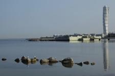 Västra Hamnen met Turning Torso @Puur op reis