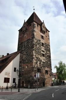 Witte toren Neurenberg