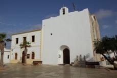 Kerk in Sant Fransesc Xavier
