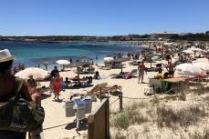 Strand van Es Arenals
