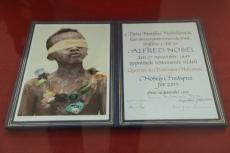 Bardo, Nobelprijs @puur op reis