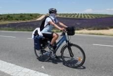 Toeristen in Provence / Puur op reis
