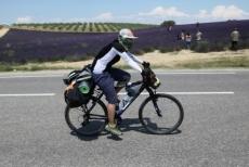 Fietstoerist in de Provence / Puur op reis
