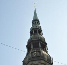 Puur op reis: Riga Petrikerk