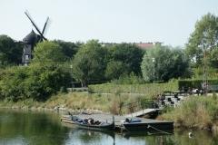 Molen in park Malmö @Puur op reis