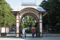 Ingang Folets Park Malmö @Puur op reis