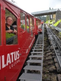 Puur op reis: Pilatusbahn