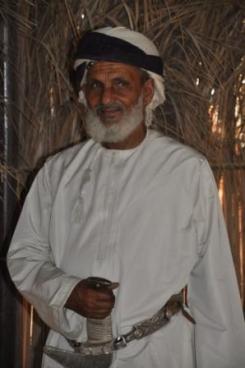 Dorpsoudste Oman