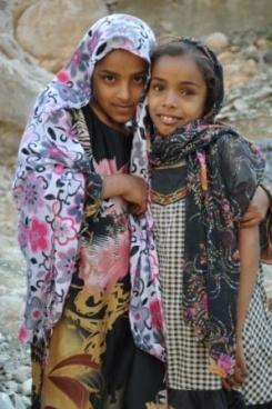 Kinderen Oman