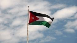 Puur op reis Vlag Jordanië