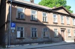 Riga houten huizen @puuropreis
