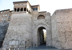 Puur op reis: Etruskische poort Perugia