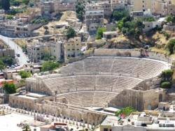 Puur op reis: amfitheather Amman