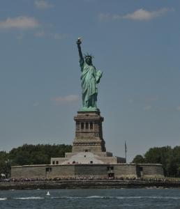 Puur op reis: Vrijheidsbeeld
