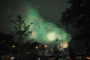Puur op reis: vuurwerk