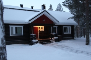 Huis in Noord-Karelië, Finland
