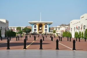 Paleis Sultan Oman