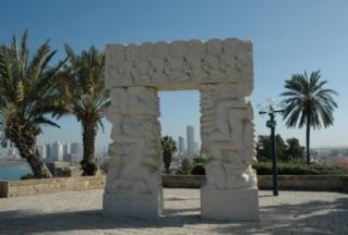 kijk op Tel Aviv