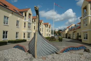 Denemarken, vikingschip