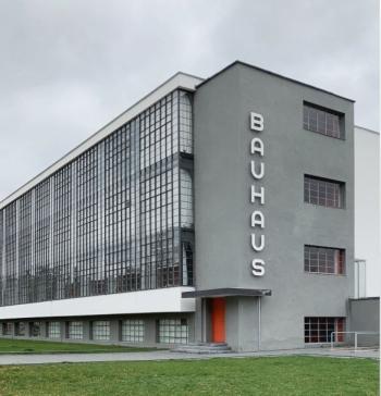 Innovatieve digitale projecten100 jaar Bauhaus in Duitsland