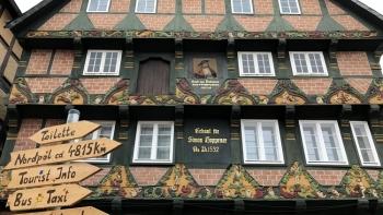 Hoppener Haus in Celle ©puuropreis.nl