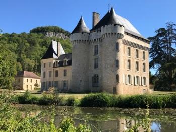 Kasteel in de Dordogne ©puuropreis.nl