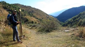 Zuid-Frankrijk Gids Etienne in de Pyreneeën