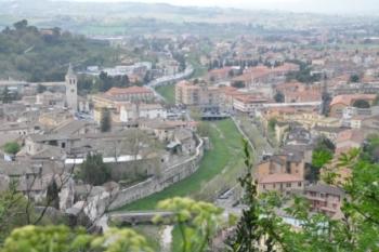 Spoleto Italië